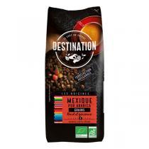 Destination - Café grain pur arabica du Mexique 1kg