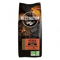 Destination - Café grain pur arabica du Pérou 1kg