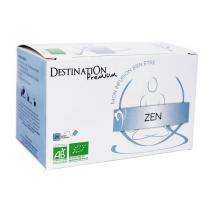 Destination - Infusion Bien Etre Zen bio - 20 sachets