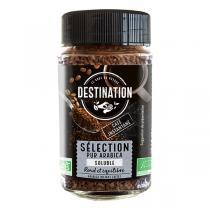Destination - Sélection pur arabica soluble 100g
