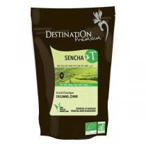 Destination - Thé Sencha n°9 bio 250g
