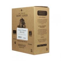Domaine de Saint Louis - Vin rouge Pays Comté Tolosan IGP - 3L