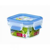 Emsa - Boîte alimentaire Clip & Close carrée 0,25L
