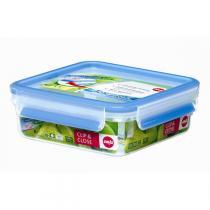 Emsa - Boîte alimentaire Clip-Close carrée 85cl
