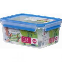 Emsa - Boîte alimentaire Clip-Close rectangulaire 2,3L