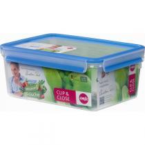 Emsa - Boîte alimentaire Clip-Close rectangulaire 3,7L