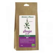 L'Herbier de France - Sauge feuilles bio 40g