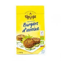 La Ferme Biologique - Burgers d'avoine sans gluten 140gr