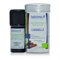 Ladrome - Huile essentielle Cannelle de ceylan 5ml