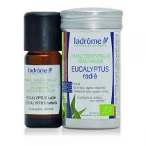 Ladrome - Huile essentielle Eucalyptus Radiata 10ml