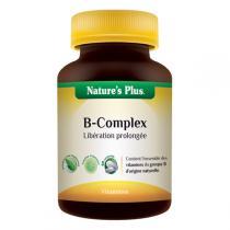 Nature's Plus - B-Complex Suractivé LP - 60 comprimés