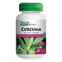 Nature's Plus - Curcuma - 30 gélules végétales