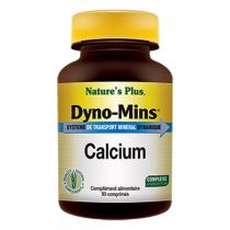 Nature's Plus - Dyno-Mins Calcium - 90 comprimés