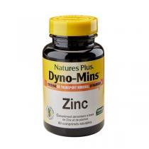 Nature's Plus - Dyno-Mins Zinc - 60 comprimés