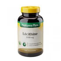 Nature's Plus - Lecithine De Soja 1200 Mg - 90 capsules