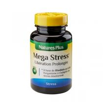 Nature's Plus - Mega Stress - 30 comprimés