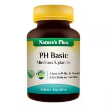 Nature's Plus - Ph Basic - 60 gélules végétales