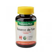 Nature's Plus - Source de Vie Adulte - 60 comprimés