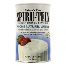 Nature's Plus - Spirutein Vanille - Pot de 554g