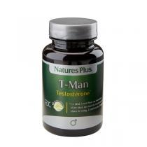 Nature's Plus - T-Man - 30 gélules