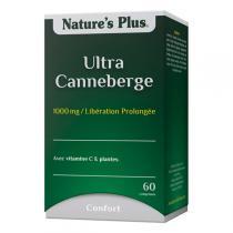 Nature's Plus - Ultra Canneberge 1000 LP - 60 comprimés
