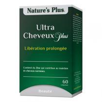Nature's Plus - Ultra Cheveux Plus avec MSM LP - 60 comprimés