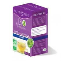 Nutrisensis - Infusion anti-stress bio - 20 sachets