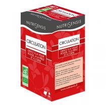 Nutrisensis - Infusion circulation bio - 20 sachets