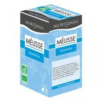 Nutrisensis - Infusion mélisse bio - 20 sachets