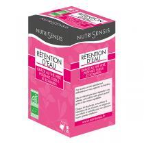 Nutrisensis - Infusion rétention d'eau bio - 20 sachets