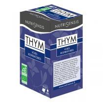 Nutrisensis - Infusion thym bio - 20 sachets