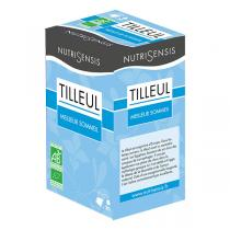 Nutrisensis - Infusion tilleul bio - 20 sachets