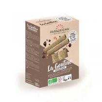 Paradeigma - Goûtines Chocolat - Noisettes 125g