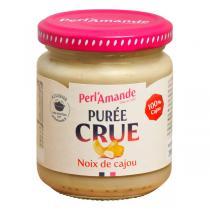 Perlamande - Purée noix de cajou crue Bio - 200gr