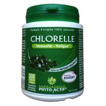 Phyto-Actif - Chlorelle Ecocert 300cp