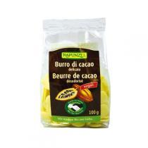 Rapunzel - Beurre de cacao 100gr