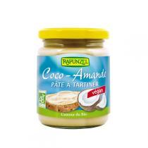 Rapunzel - Pâte à tartiner noix de coco amande Bio 250gr
