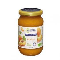 Saveurs Attitudes - Préparation abricot bio 310g