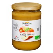 Saveurs & Fruits - Purée de pomme origine France 560g