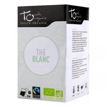Touch Organic - Thé blanc bio - 24 sachets