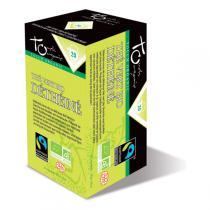 Touch Organic - Thé vert déthéiné bio - 20 sachets