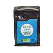 Touch Organic - Thé vert vrac Sencha bio 100g