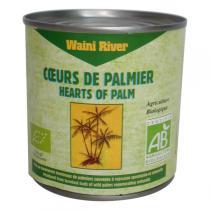 Waïni River - Coeurs de Palmier sauvage Bio 400g