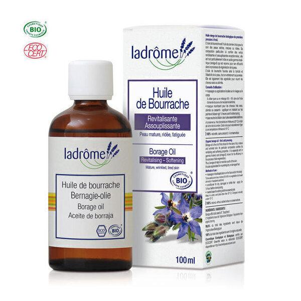 Ladrôme - Huile vegetale Bourrache 100ml