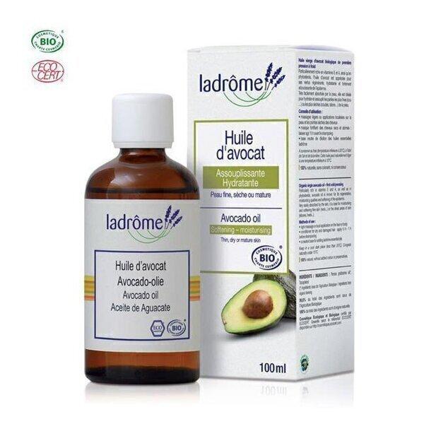 Ladrôme - Huile vegetale Avocat 100ml