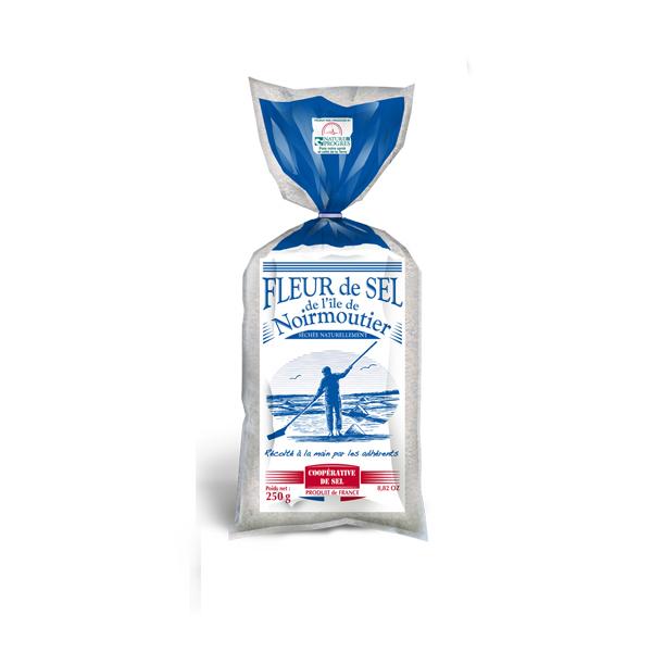 Aquasel - Fleur de sel 250g