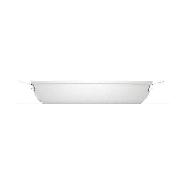 Aubecq - Poêle céramique Evergreen Plug and Play White 20cm
