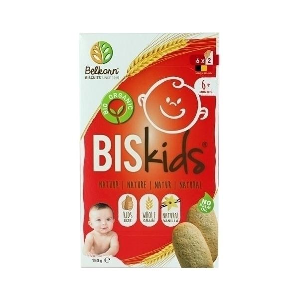 Belkorn - Bis Kids Nature 150g