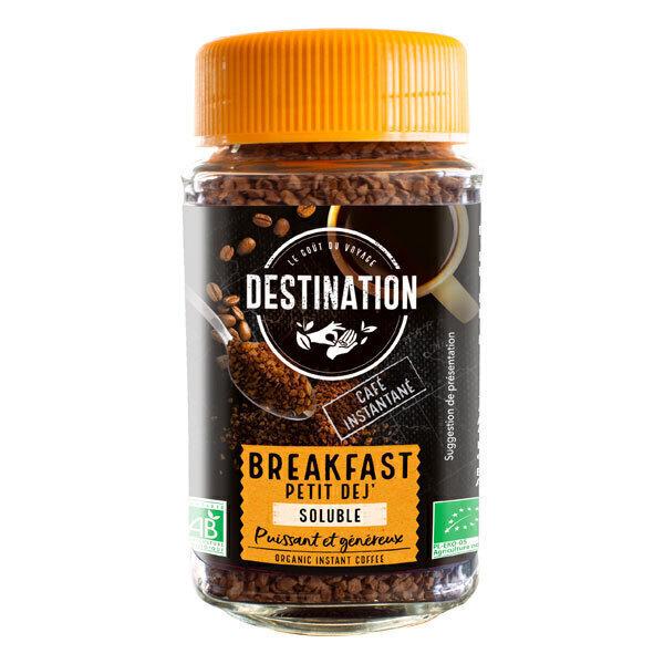 Destination - Petit déj' soluble 100g