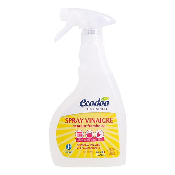 Ecodoo - Vinaigre senteur framboise spray 500ml